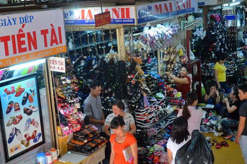 Hộ kinh doanh cá thể đang được TP HCM khuyến khích phát triển thành doanh nghiệp Ảnh: Tấn Thạnh