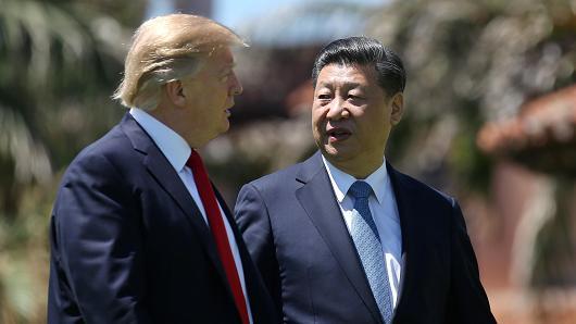 Tổng thống Donald Trump hết nhịn trừng phạt Trung Quốc? - Ảnh 1.