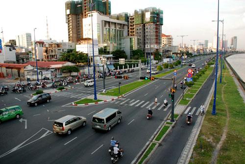 TP HCM kêu gọi đầu tư nước ngoài để tiếp tục nâng cấp hạ tầng đô thị Ảnh: TẤN THẠNH