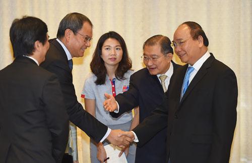 TCC Thái Lan muốn đưa nông sản và bia Việt ra thế giới - Ảnh 1.