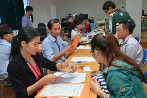 Cú sốc của 12.000 thí sinh Trường ĐH Y khoa Phạm Ngọc Thạch - Ảnh 1.