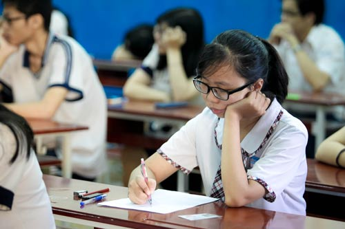 Đề thi THPT quốc gia sẽ được mở rộng - Ảnh 1.
