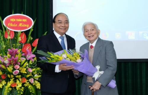 Tôn vinh thành tựu khoa học của GS Hoàng Tụy - Ảnh 1.