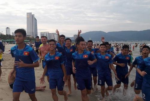U15 Việt Nam tự quyết trước Myanmar - Ảnh 1.