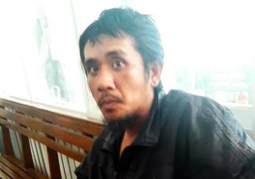 Nguyễn Quang Thanh tại cơ quan công an