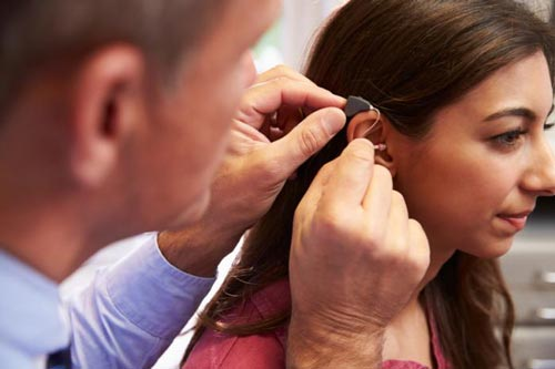 Nghiên cứu mới nêu khả năng giảm thính lực do thiếu máu Ảnh: MNT