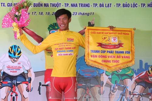 Thanh Điền đoạt Áo vàng chung cuộc - Ảnh 1.