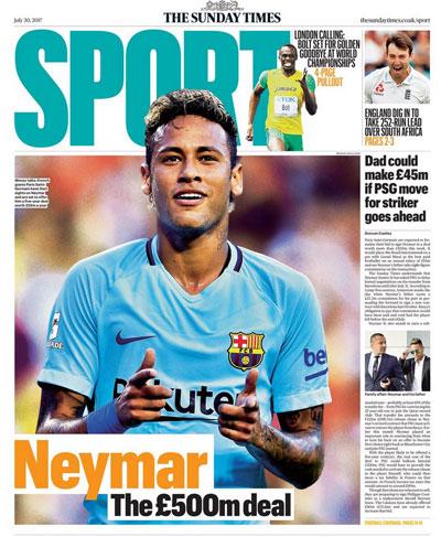 Neymar - PSG vì ta cần nhau - Ảnh 1.