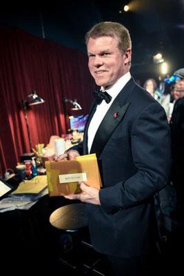 Ông Brian Cullinan, người gây nên sự cố trao nhầm giải tại lễ trao giải Oscar 89, vừa bị ban tổ chức cấm cửa Ảnh: ABC