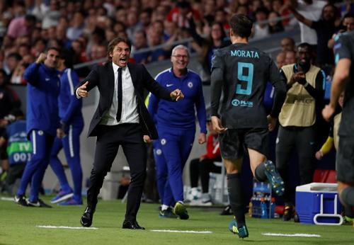 Morata trở lại, Chelsea đủ sức hạ Roma - Ảnh 1.
