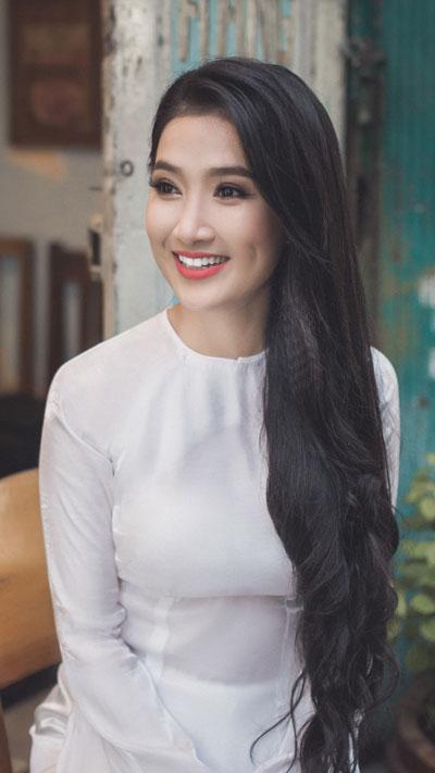 Diễn viên Quỳnh Lam. (Ảnh do nghệ sĩ cung cấp)