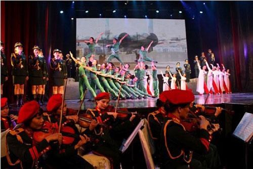 Nhiều ứng viên múa xuất sắc cho Giải thưởng VHNT TP HCM - Ảnh 1.