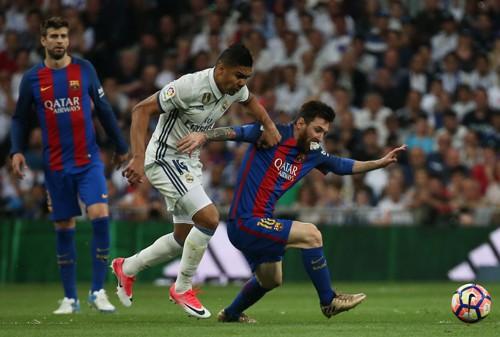 Siêu kinh điển Real Madrid - Barcelona: Thành bại tại Zidane - Ảnh 1.