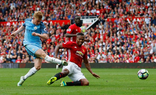 M.U - Man City: Chờ độc chiêu của Mourinho - Ảnh 1.