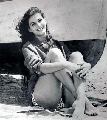 Claudia là biểu tượng liên hoan phim Cannes lần thứ 70 Ảnh: CANNES