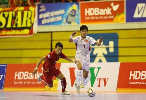 Tỉnh táo trước futsal Malaysia - Ảnh 1.