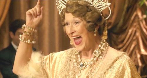 "Vai diễn lập kỷ lục đề cử Oscar của siêu sao Meryl Streep trong phim ""Florence Foster Jenkins"""