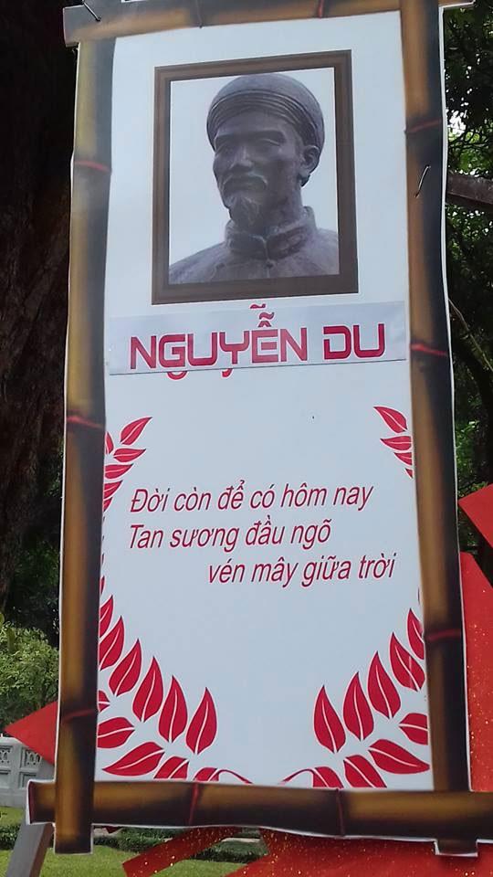 Pa-nô trích sai thơ Nguyễn Du