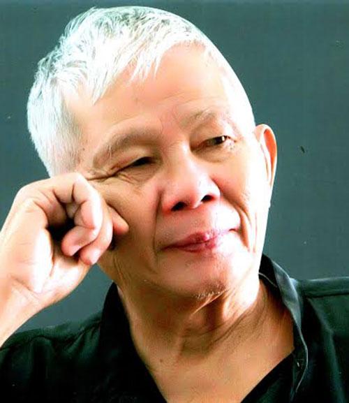 Nhà văn Nguyễn Quang Thân. (Ảnh do gia đình cung cấp)