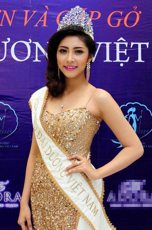 Đặng Thu Thảo trả lại vương miện Hoa hậu Đại dương - Ảnh 5.