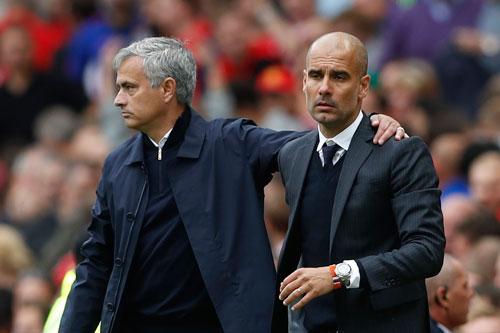 Khi Mourinho lấn lướt Guardiola - Ảnh 1.