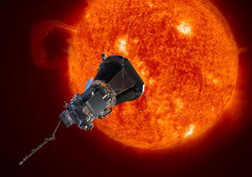 NASA công bố sứ mệnh chạm vào Mặt trời - Ảnh 1.