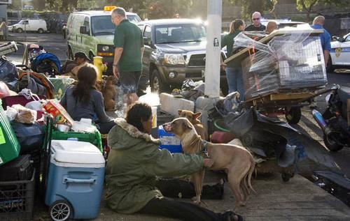 Đói nghèo ở Mỹ - Ảnh 1.