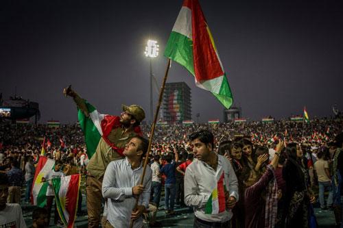 Người Kurd chọc giận cả Trung Đông - Ảnh 1.