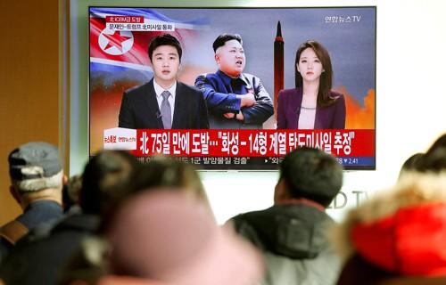 Mỹ - Trung bất lực với Triều Tiên - Ảnh 1.