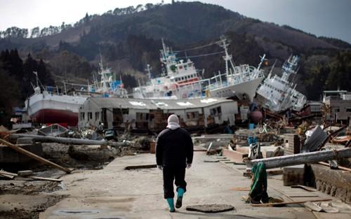 Nhật lo sợ siêu động đất tái diễn - Ảnh 1.
