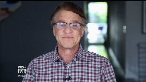 Ông Ray Kurzweil Ảnh: PBS NEWS