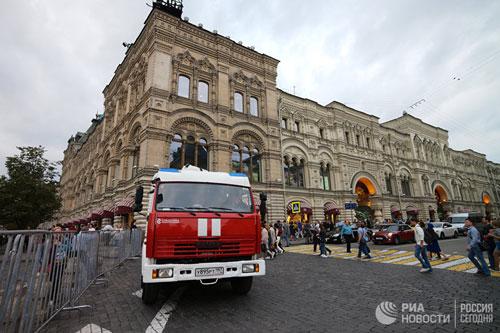 Khủng bố điện thoại càn quét 100 thành phố Nga - Ảnh 1.