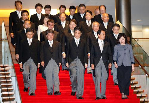 Lựa chọn an toàn của Thủ tướng Shinzo Abe - Ảnh 1.