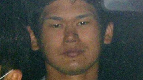 Nghi phạm Tomohiro Iwazaki Ảnh: AP