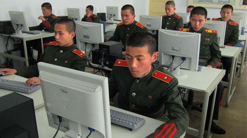 Giới chức Hàn Quốc cho biết Triều Tiên hiện có một đội ngũ tin tặc hùng hậu Ảnh: JOURNAL-NEO
