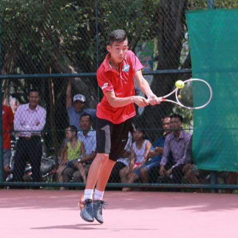 Nguyễn Văn Phương vô địch giải trẻ ở Mỹ - Ảnh 2.