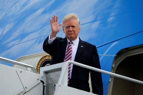 Tổng thống Donald Trump bàn thảo những vấn đề gì tại Việt Nam? - Ảnh 2.