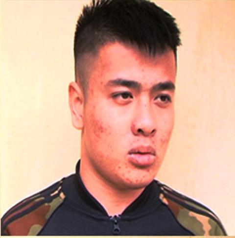Đỗ Minh Tuấn, 1 trong 4 thanh niên gây ra vụ nổ súng