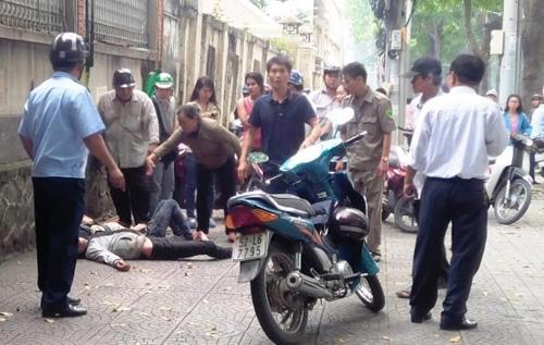 Sau khi đâm bạn gái, Nguyễn Thái Hòa cũng tự sát bên cạnh cô này