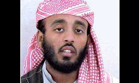 Ramzi bin al Shibh. Ảnh: AP
