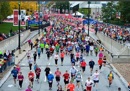 Marathon: Thể thao kết nối cộng đồng - Ảnh 2.
