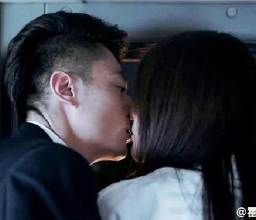Hậu trường hài hước của những cảnh nóng trong phim Trung Quốc - Ảnh 5.