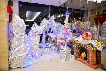 Đại tiệc Giáng sinh Đỉnh - Chất - Tuyệt tại công viên ven sông lớn nhất TP HCM - Ảnh 4.