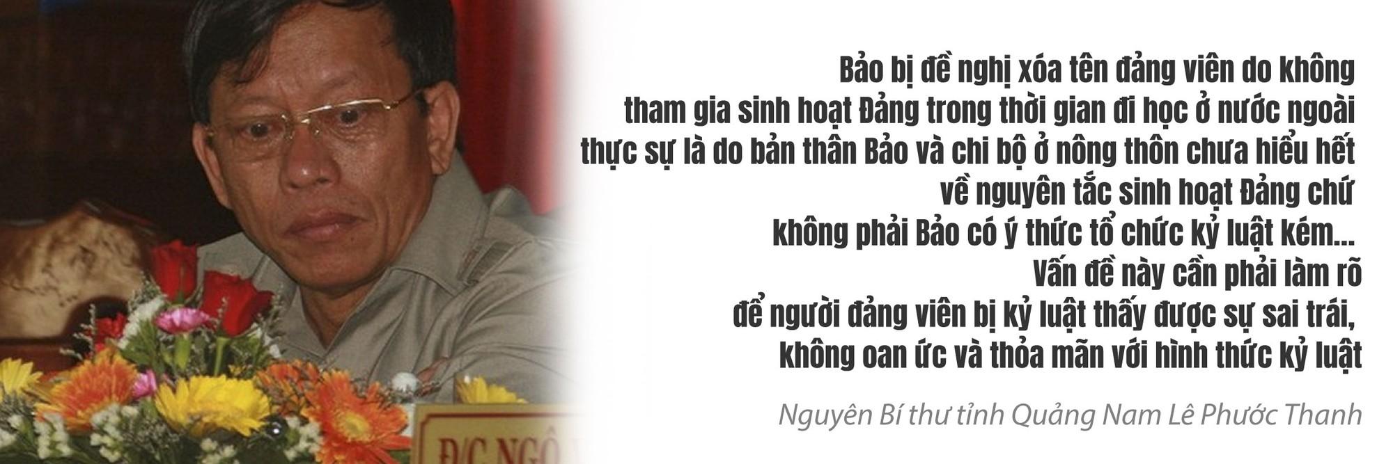 (eMagazine) - Bổ nhiệm con quan và những sai phạm của lãnh đạo tỉnh Quảng Nam - Ảnh 14.