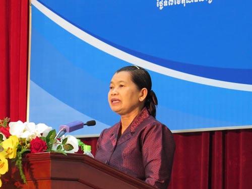 Việt Nam - Campuchia hợp tác trên nhiều lĩnh vực - Ảnh 1.