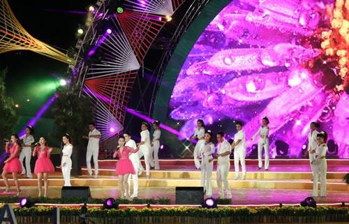Bế mạc Festival Hoa Đà Lạt 2017 - Ảnh 1.
