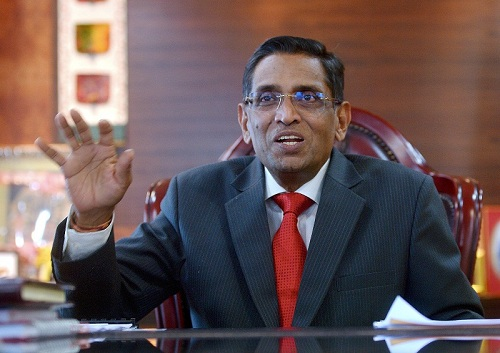Bộ trưởng Y tế Malaysia. Ảnh:Bernama