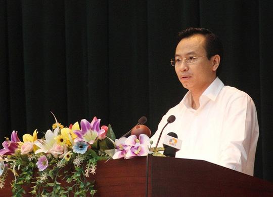Cách chức Bí thư Thành ủy Đà Nẵng Nguyễn Xuân Anh - Ảnh 1.
