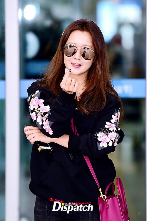 Kim Hee Sun đến Việt Nam du hí - Ảnh 8.