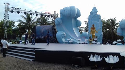 """Đang trực tiếp cầu truyền hình """"Linh thiêng Việt Nam"""" tại Phú Quốc - Ảnh 5."""